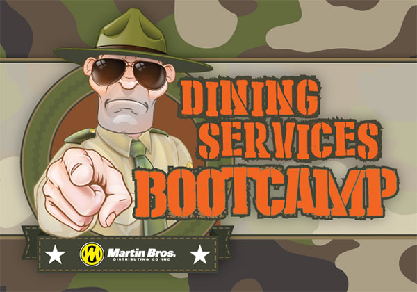 Dining Services Bootcamp