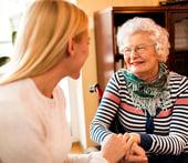 safe senior living visits