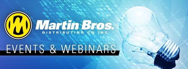 Martin Bros. Events & Webinars
