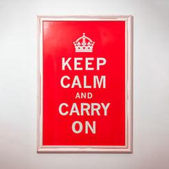 Keep Calm & Carry On: Avoiding that Burnt-Out Feeling