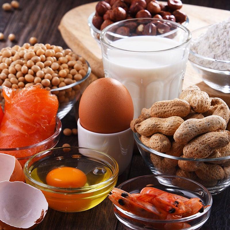 Dietitian Kitchen: Spot the Allergens